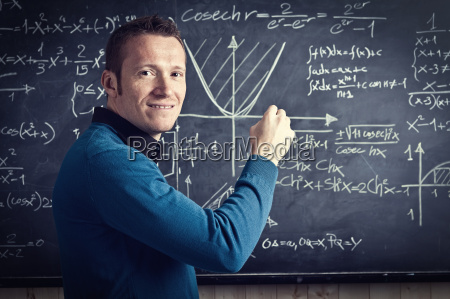 insegnante, sorridente - 10233785