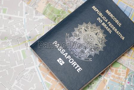 passaporto brasiliano