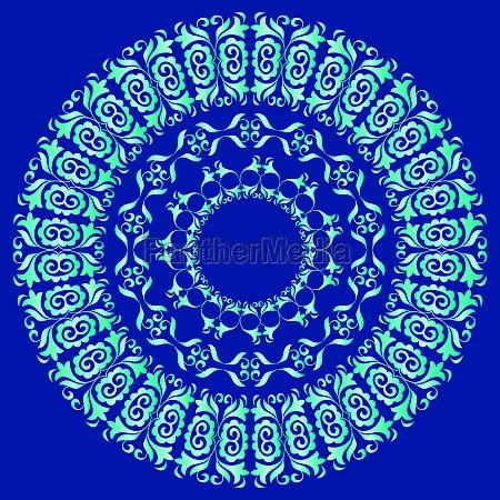 circular pattern design version