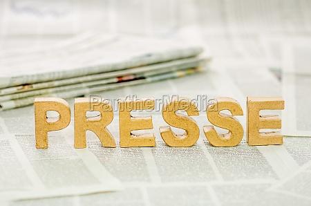 giornale tageblatt media lettere notizie informazioni