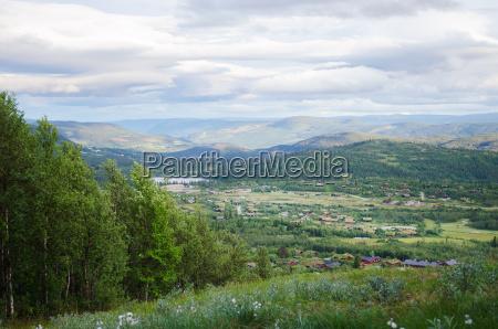 norvegia paesaggio natura paesistico scenico