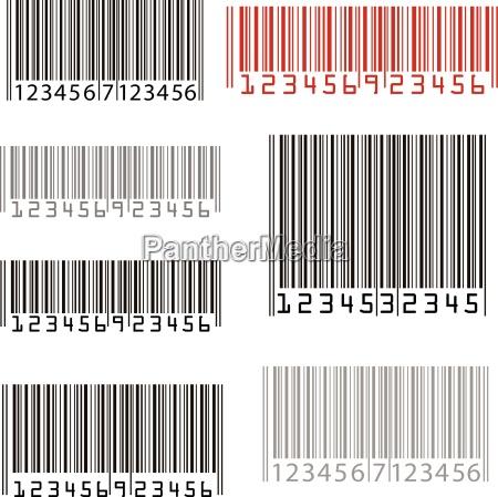codici a barre adesivi