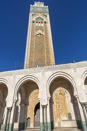 africa grande grosso marocco moschea dimensione
