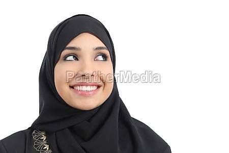 donna donne faccia guardare osservare arabo