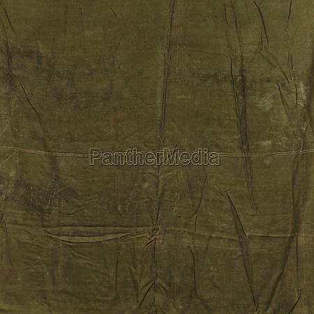 verde rugoso tessuto rughe vecchio