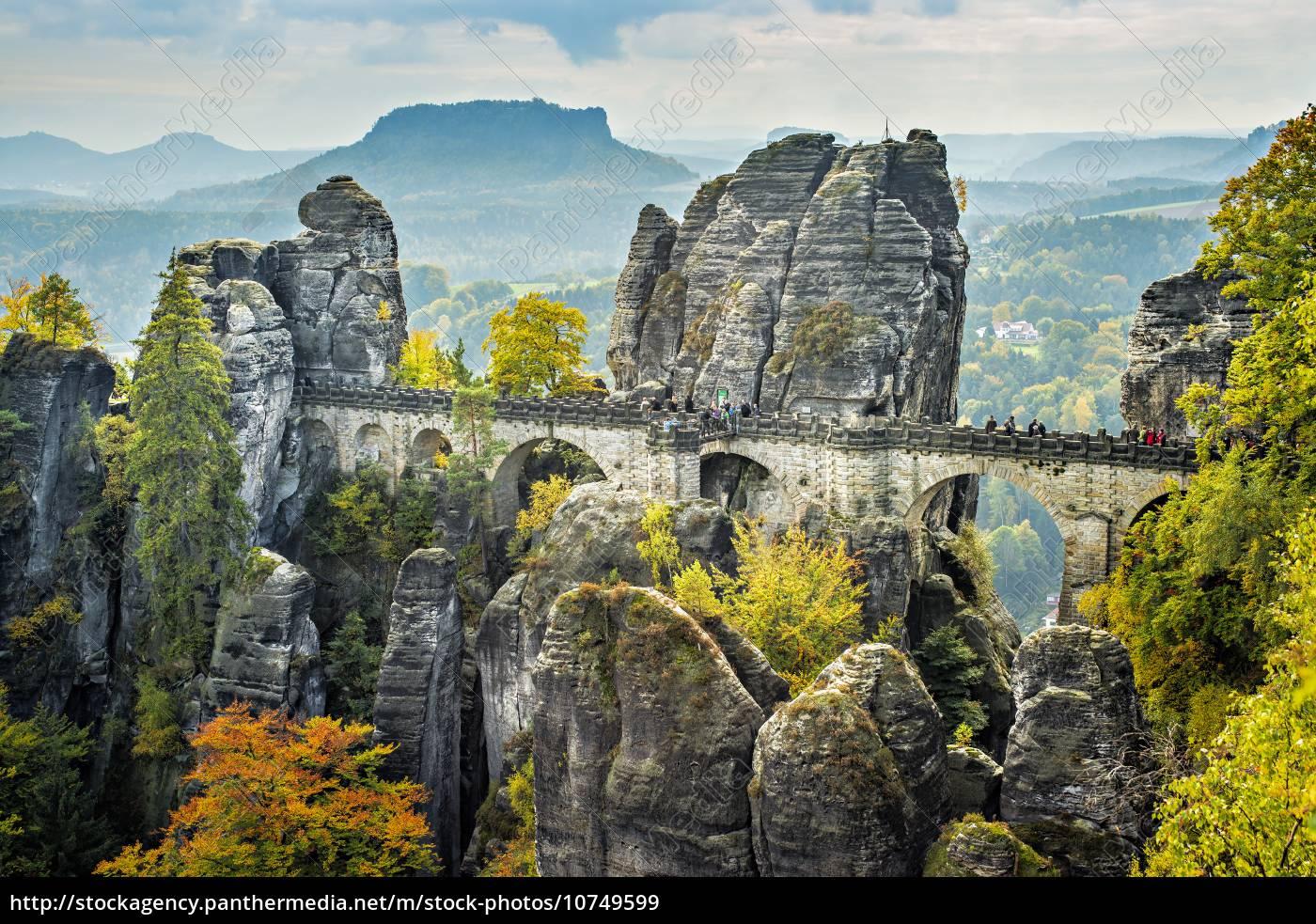 ponte, di, nome, bastei, nella, svizzera - 10749599
