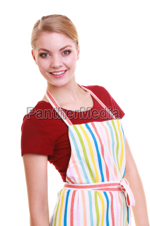donna casalinga cucina cucinare grembiule grembiule