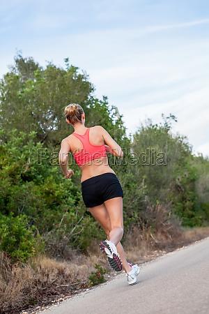 sport dello sport attivo jogging correre