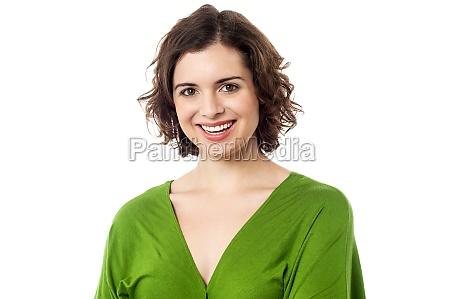donna risata sorrisi bello bella singolo