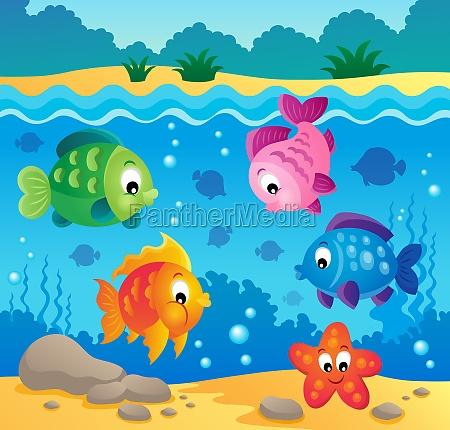 animale fauna animali sottacqua tematico acqua