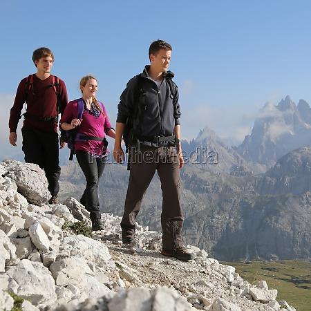 persone popolare uomo umano montagne escursione