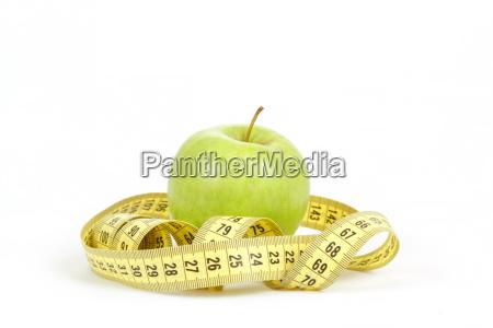 salute verde dieta misura tecnica di