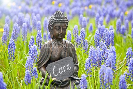esistere vivere primavera pace la cura