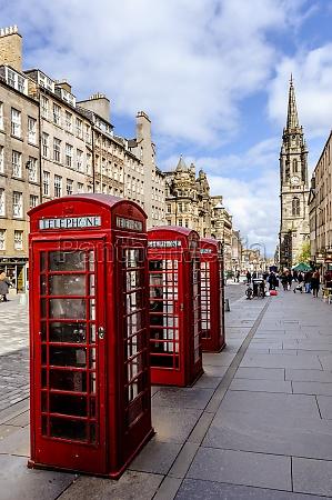 telefono pubblico cabina telefonica costruzione citta