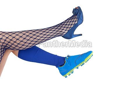 donna donne scarpe sexy stadio seduzione