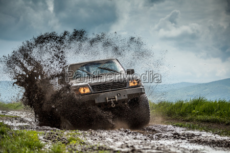jeep fuoristrada