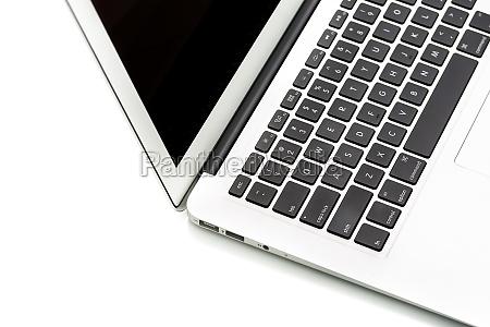portatile computer tastiera rilasciato appartato isolato