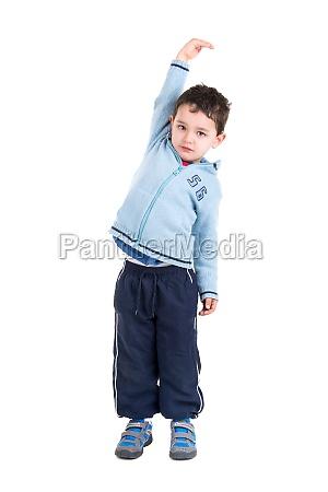 infanzia contento felice entusiasta gioioso raggiante