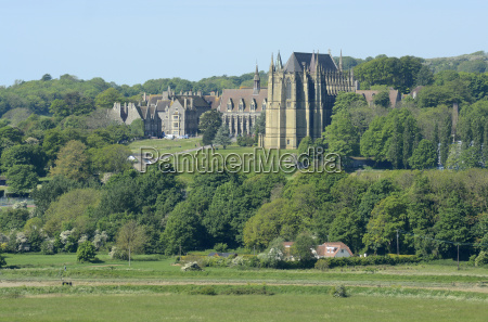 lancing college sussex england