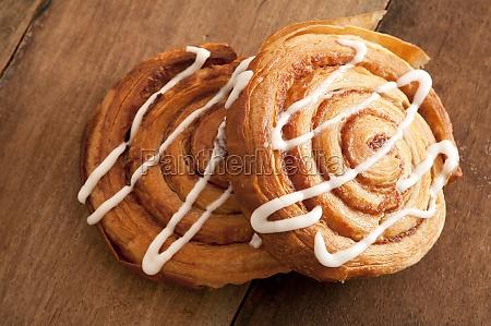 dolce biscotto carino rustico pasticcini danese