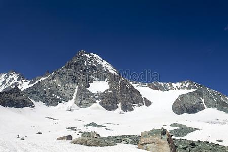 alpi vertice austria picco vetta campanaro