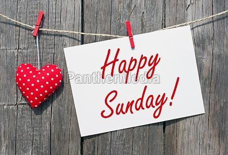 buona domenica