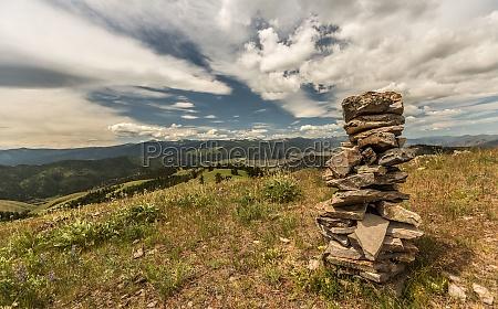 montagne america lungimiranza natura