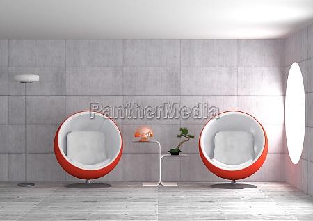 sedia poltrona arredamento stanza divano stile