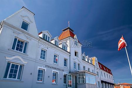 historic hotel in bornholm