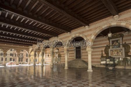 sala stile di costruzione architettura colonna