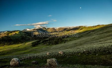 parco nazionale luna distanza larghezza estensione