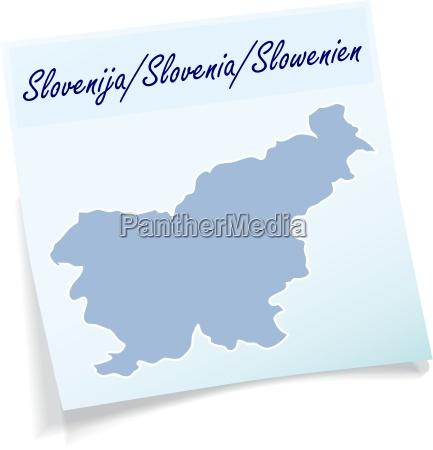 blu nota annotare europa illustrazione mappa