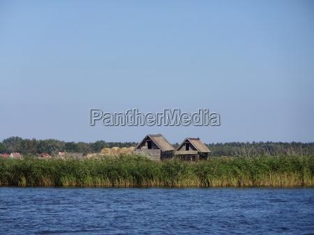 agricoltura campo fienile polonia regione distretto