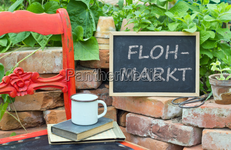 didascalia tedesco testo firma mercato mercatino