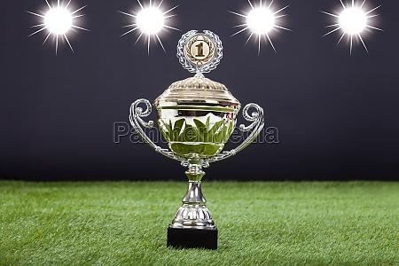 sport dello sport piedistallo baseball trofeo