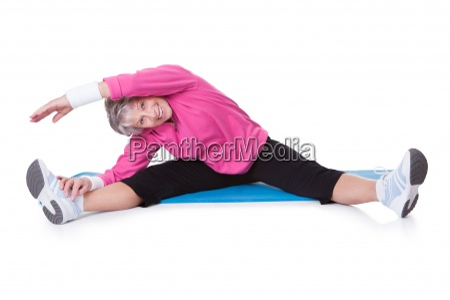 donna mano esercizio fare pratica esercitare
