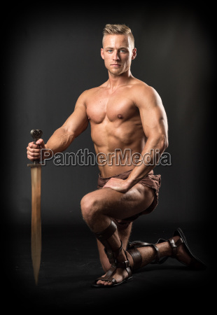 knight sword arm weapon warrior gladiator