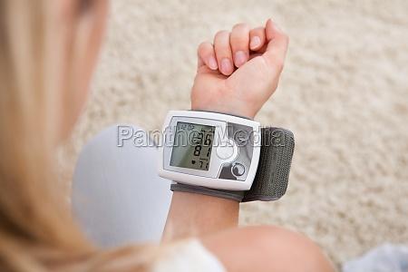 medico medicina misura sangue attrezzatura misurare