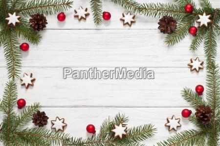 telaio weihnachtlicher