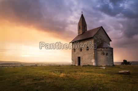 bello bella religione chiesa tramonto cappella