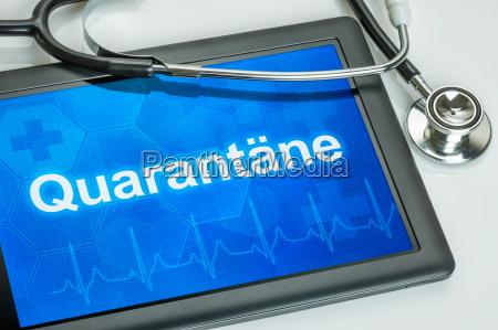 salute virus isolamento quarantena infezione medicina