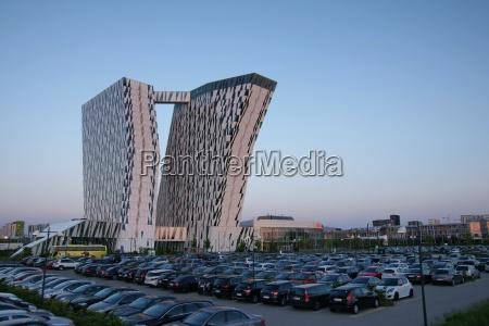 danimarca albergo capitale stile di costruzione