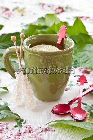 te tea bere inverno punzone brule