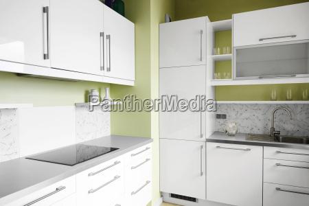 cucina semplicita contemporaneo simplicita bianco