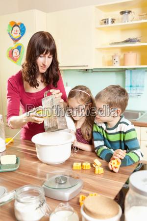 cucina mamma madre madri genitore single