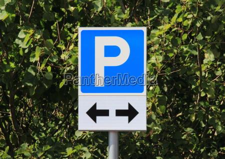 blu lettera parcheggio parcheggiare firmare consiglio