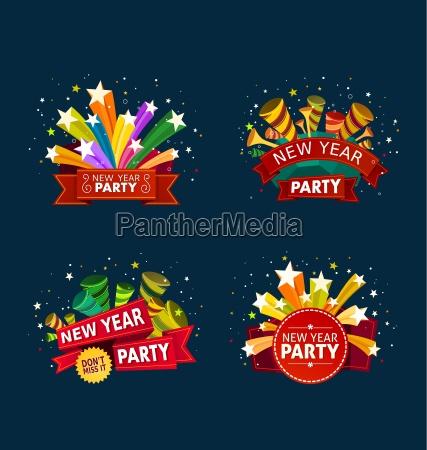 anno nuovo apice evento partito