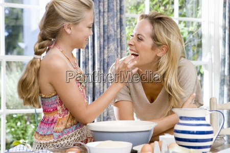 madre e figlia 8 10 cottura