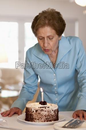 donna blu cibo colore femminile candela