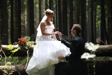 sposa e lo sposo